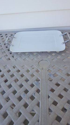 Serving food tray for Sale in Manassas, VA