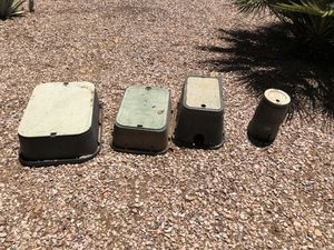 Irrigation boxes for Sale in Mesa, AZ
