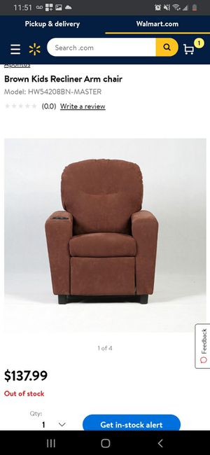 New Kids Recliner Sofa Chair for Sale in Cypress, CA