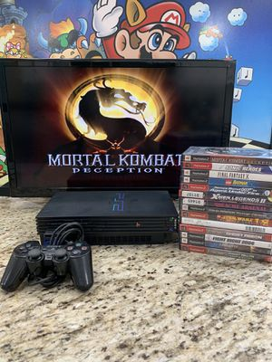 PS2 Bundle Deal for Sale in Arcadia, CA
