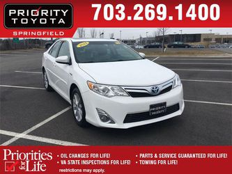 2014 Toyota Camry Hybrid for Sale in Springfield,  VA
