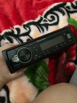 Pioneer Mvh-s21bt Digital Media Receiver, Single DIN, In-Dash for Sale in Las Vegas, NV