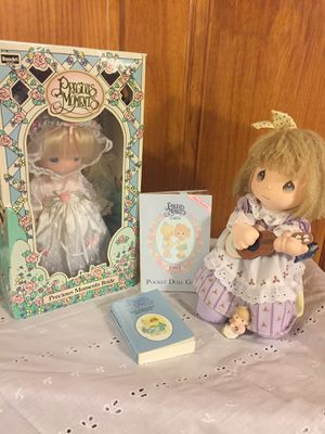 Precious Moments Doll Set for Sale in Bloomington, IL