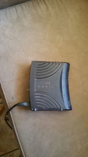 Arris Docsis 3.0 cable modem for Sale in Sun City, AZ