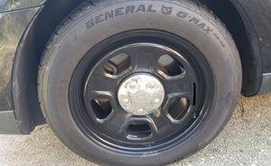 Steal wheels 2013 Ford Explorer or Taurus for Sale in Beltsville, MD