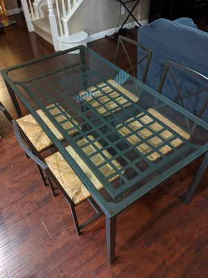 Ikea dining set in good condition for Sale in Chino, CA