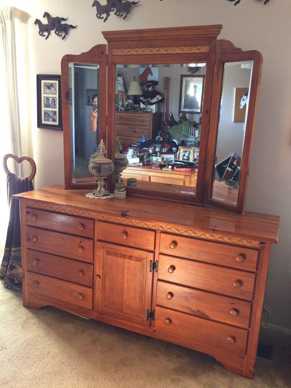 5 piece bedroom set kincaid shaker ridge for sale in - Kincaid bedroom furniture for sale ...