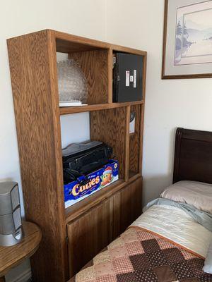 Oak cabinet for Sale in Fontana, CA