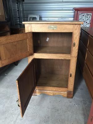 Antique ice box for Sale in Tacoma, WA