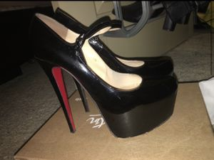 Christian Louboutin Lady Daf Patent Calf for Sale in Los Angeles, CA