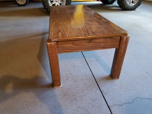Coffee Table for Sale in La Pine, OR