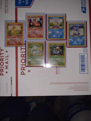 base set starter pokemon pack fresh!!! psa 10??? for Sale in Philadelphia, PA