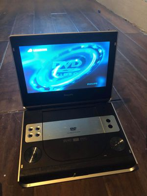 Philips portable DVD player for Sale in Philadelphia, PA