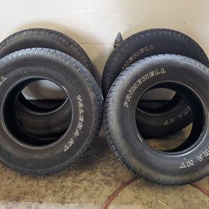 (4) 265/70/16 Tires for Sale in Canton, IL