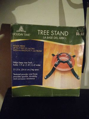 Christmas tree stand for Sale in Hannibal, MO