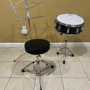 ADM Student Snare Drum Set for Sale in Walnut Creek, CA