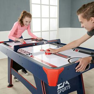 EA Sports 60 Inch Air Powered Hockey Table w Electronic Scorer for Sale in Columbus, OH