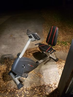 Recumbent Exercise Bike for Sale in Austin, TX