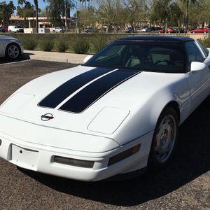 1991 Chevrolet Corvette for Sale in Peridot, AZ