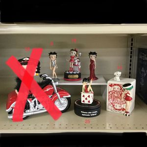 Betty Boop Collectables for Sale in Ontario, CA