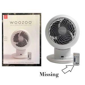 Woozoo Globe Fan (USED) for Sale in Sugar Land, TX