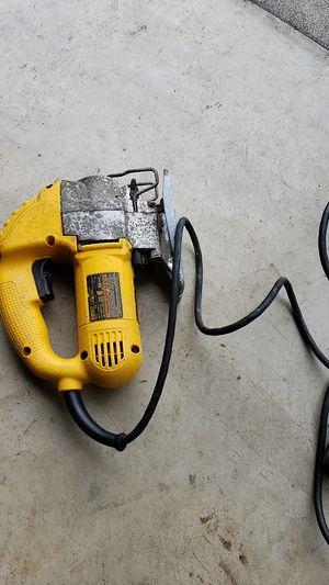 Free dewalt jig saw for Sale in Portland, OR
