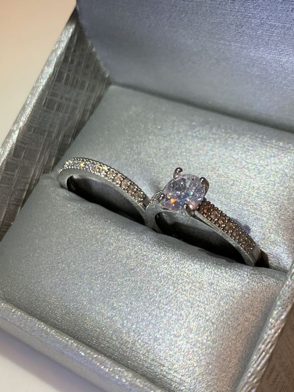 Wedding Ring Size 6 ONLY