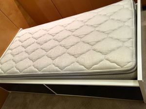 IKEA platform and storage twin bed for Sale in Alexandria, VA