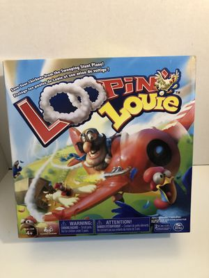 Loopin Louie kids board game New for Sale in Winchester, CA