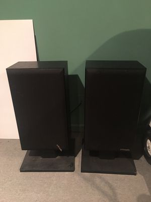 Polk audio 7 speakers for Sale in Baltimore, MD