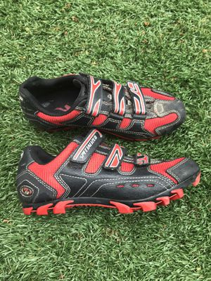 Specialized Mountain Bike Shoes,used,size 7 for Sale in Marietta, GA
