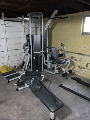 Cybex PG 400 Home Gym PG400 Multi gym equipment for Sale in Waltham, MA