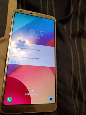 LG, G6: Boost Carrier for Sale in Lincoln, RI