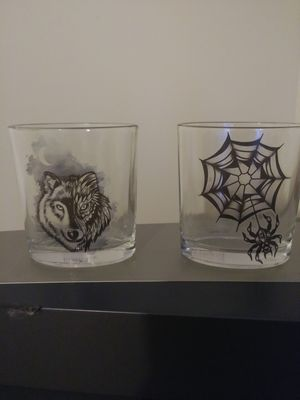 Decorative glass candle holders for Sale in Nashville, TN