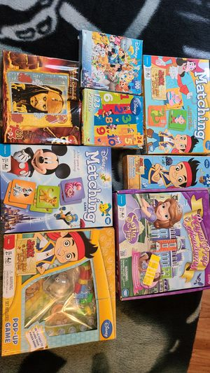 Disney games and puzzles for Sale in Niceville, FL