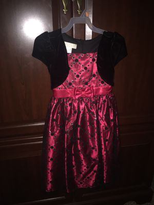 Red & Black Special Occasions Dress for Sale in Fort Worth, TX