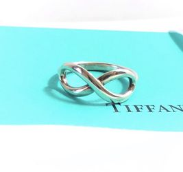 Tiffany & Co. Infinity Ring Size 6.5 for Sale in Washington,  DC