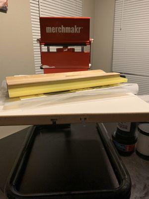 New Screen Printer Machine for Sale in Orlando, FL