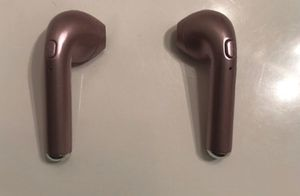 Bluetooth headphones (rose gold) for Sale in Olney, MD