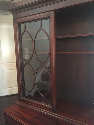Antique cherrywood secretary desk for Sale in Roanoke, TX