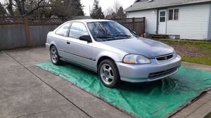 Honda civic for Sale in Tacoma, WA