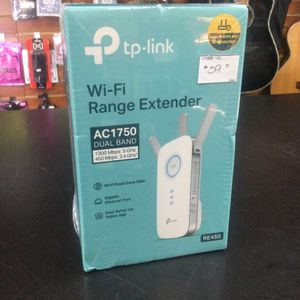 TP-Link RE450 AC1750 WiFi Dual Band Range Extender for Sale in Chino Hills, CA