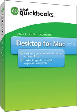 Intuit Quickbooks 2019 (Mac Only) for Sale in Sterling,  VA