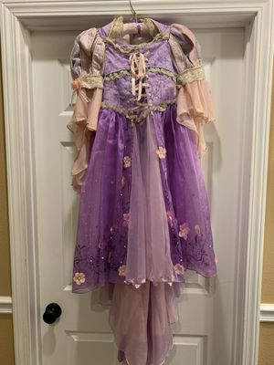 Rapunzel Limited Edition Gown-Size 6 for Sale in Murrieta, CA