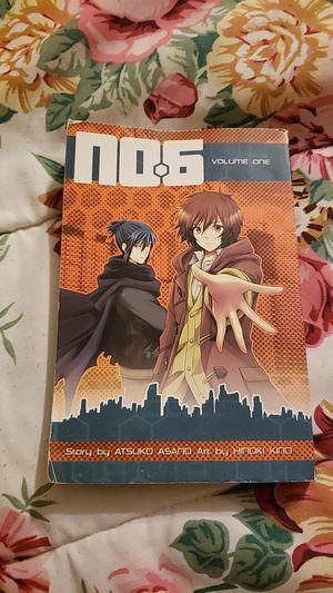 No. 6 Volume One Manga for Sale in Glendale, AZ