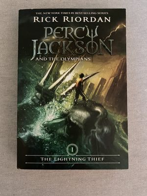 Percy Jackson,the Lightning theif for Sale in Ellicott City, MD