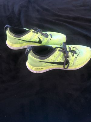 Nike running shoes women size 9 1/2 for Sale in Laurel, MD