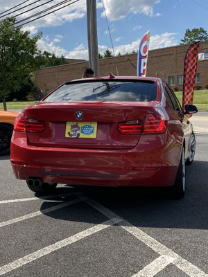 2012 BMW 328i with 77k ONLY! Super CLEAN! Low MILES! Clean CARFAx! Everyone approved! All credit situations accepted! ASK HOW! RARE COLOR! for Sale in Elkridge, MD