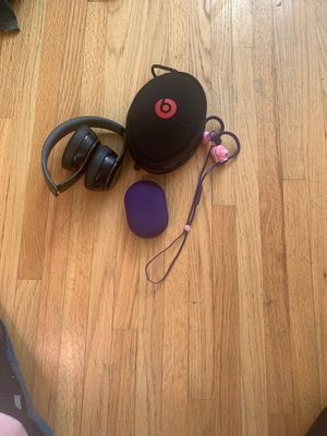 Beats headphones and earbuds for Sale in Arvada, CO