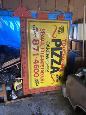 Double sided sign for Sale in Chicago, IL